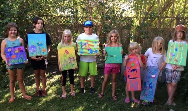 Art camp favs 2015