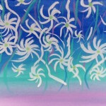 acrylic daisies 2015