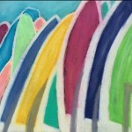 surf boards pastel
